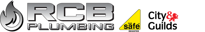 RCB Plumbing Logo